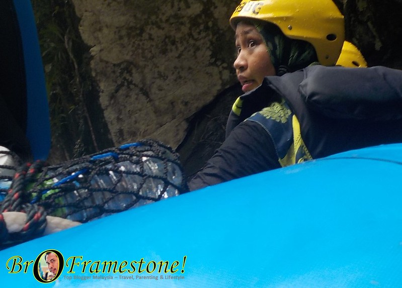 Water Rafting Riverbug Gopeng