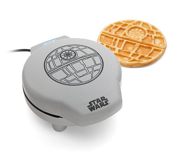 ThinkGeek【星際大戰:死星製造機】鬆餅機 Death Star Waffle Maker