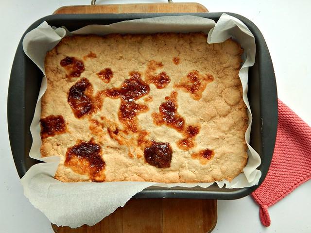песочное арахисовое печенье с вареньем | peanutbutter shortbread cookies | Хорошо.Громко.