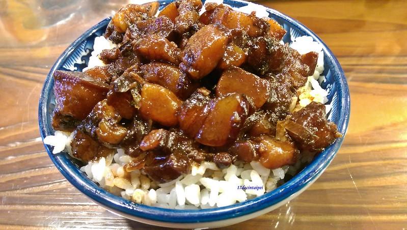 阿二麻辣食堂-石牌商場美食-17度C隨拍 (2)