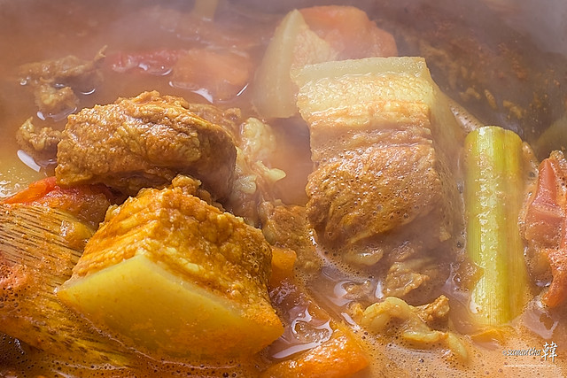 Home-cooked Pork Curry-7066a-