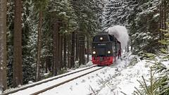Brocken - Harzer Schmalspurbahn