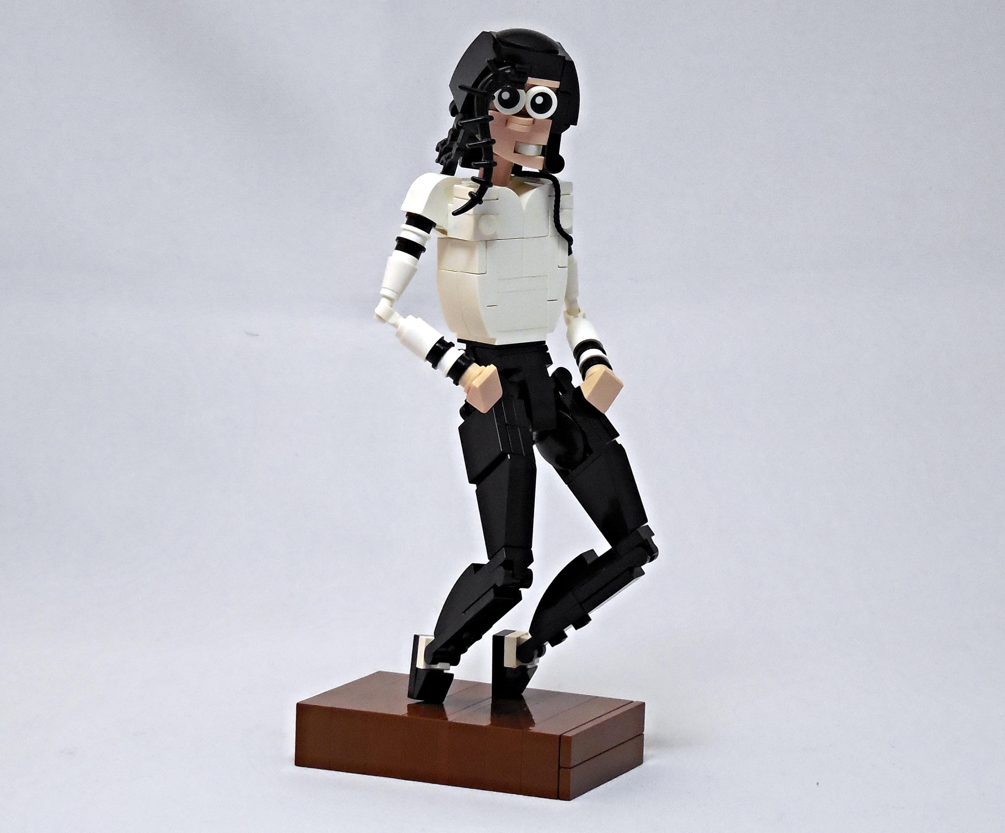 LEGO® MOC by Vitreolum: Michael Jackson
