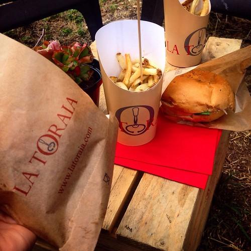toraia burger