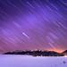 Sawatch Star Trails by Bryce Bradford