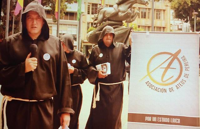 Conmemoración Giordano Bruno 2016 (Pereira)