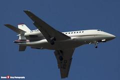 CS-DLB - 80 - NetJets - Dassault Falcon 2000EX - Luton, Bedfordshire - 2016 - Steven Gray - IMG_4940