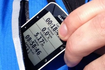 GPS cyklopočítače Garmin Edge použijete v létě na kole a v zimě na lyžích