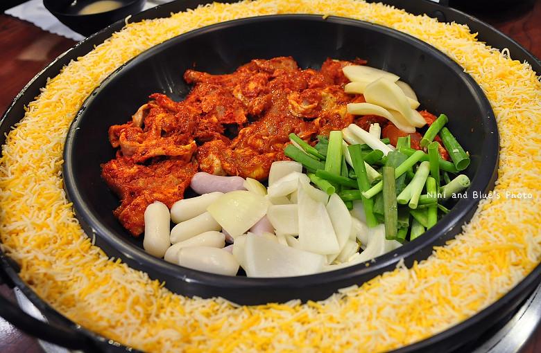 柳家韓式料理公益路17