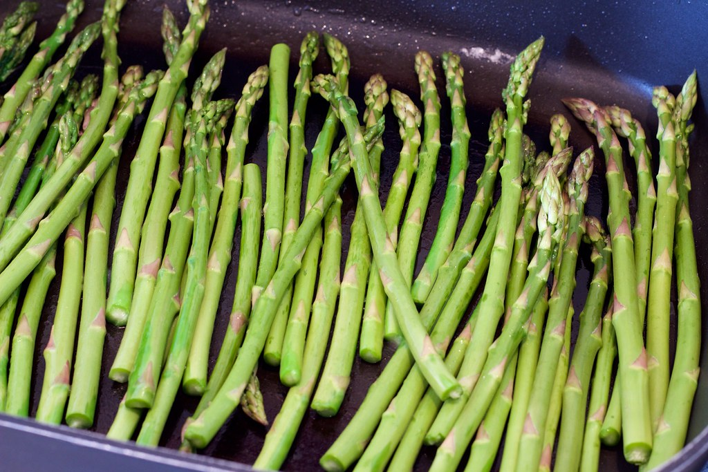 Picture of Cooking Asparagus