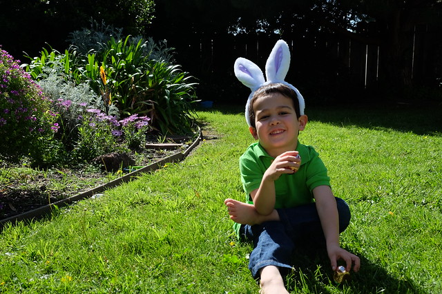 Easter Portraits Vincent 2016