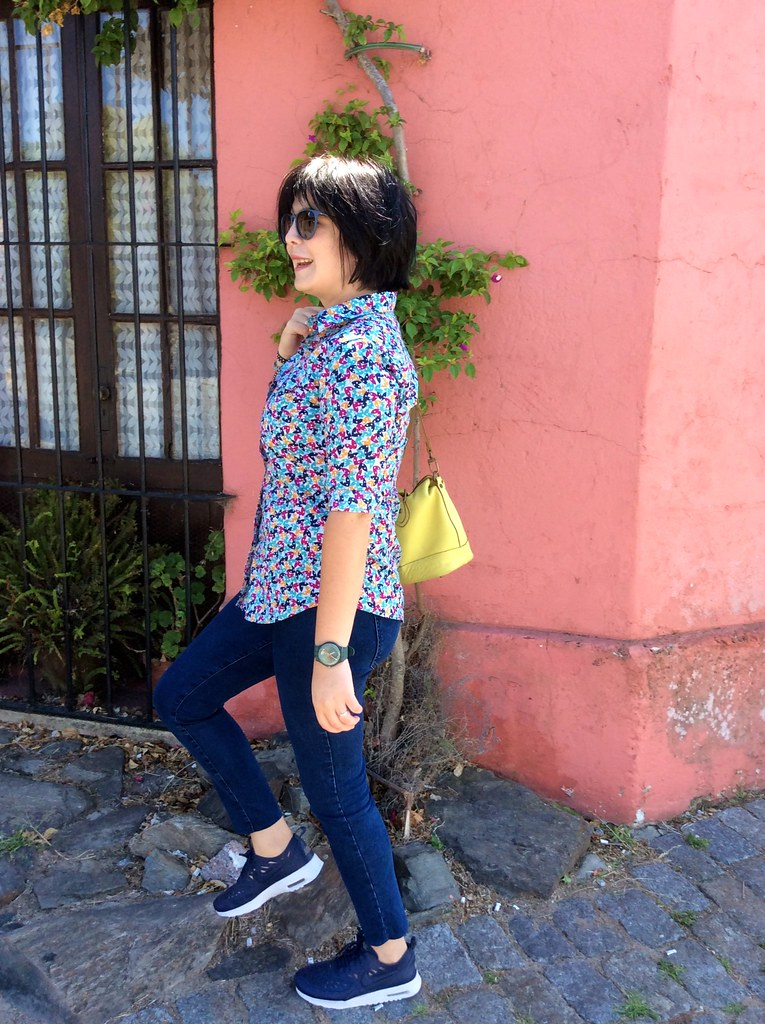 Outfit of the Day: Colonia de Sacramento