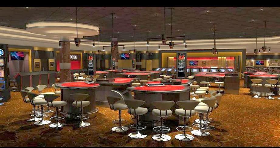 Poker edinburgh casino