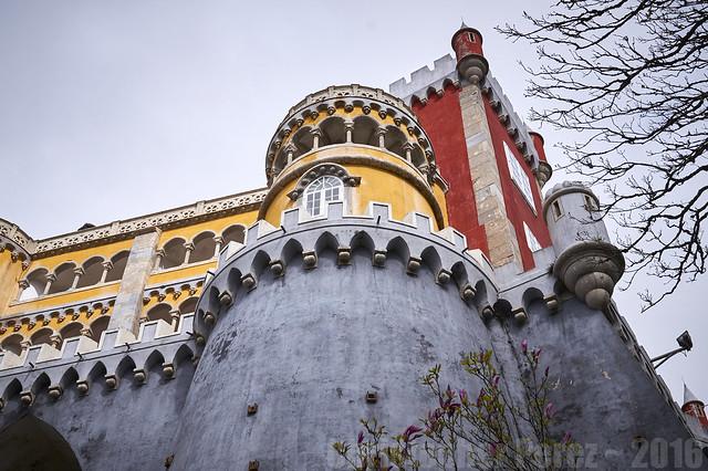 Sintra ~ Palácio Nacional da Pena