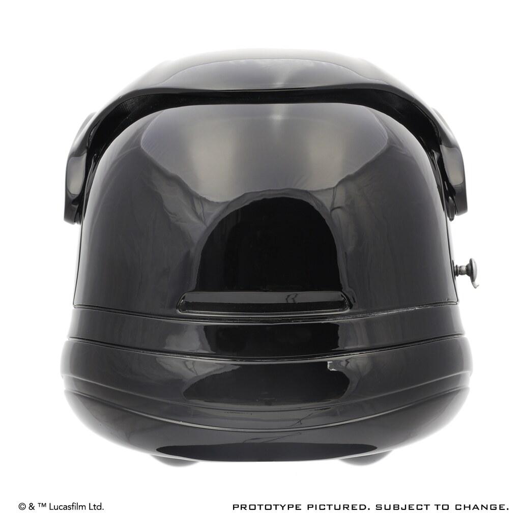 ANOVOS【第一軍團:鈦戰機駕駛員頭盔】TIE Fighter Pilot  1:1 完全電影道具復刻!!