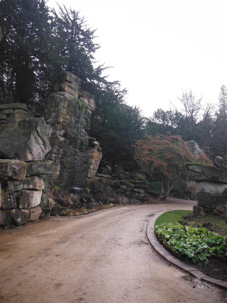 Chatsworth House Rock Garden 3