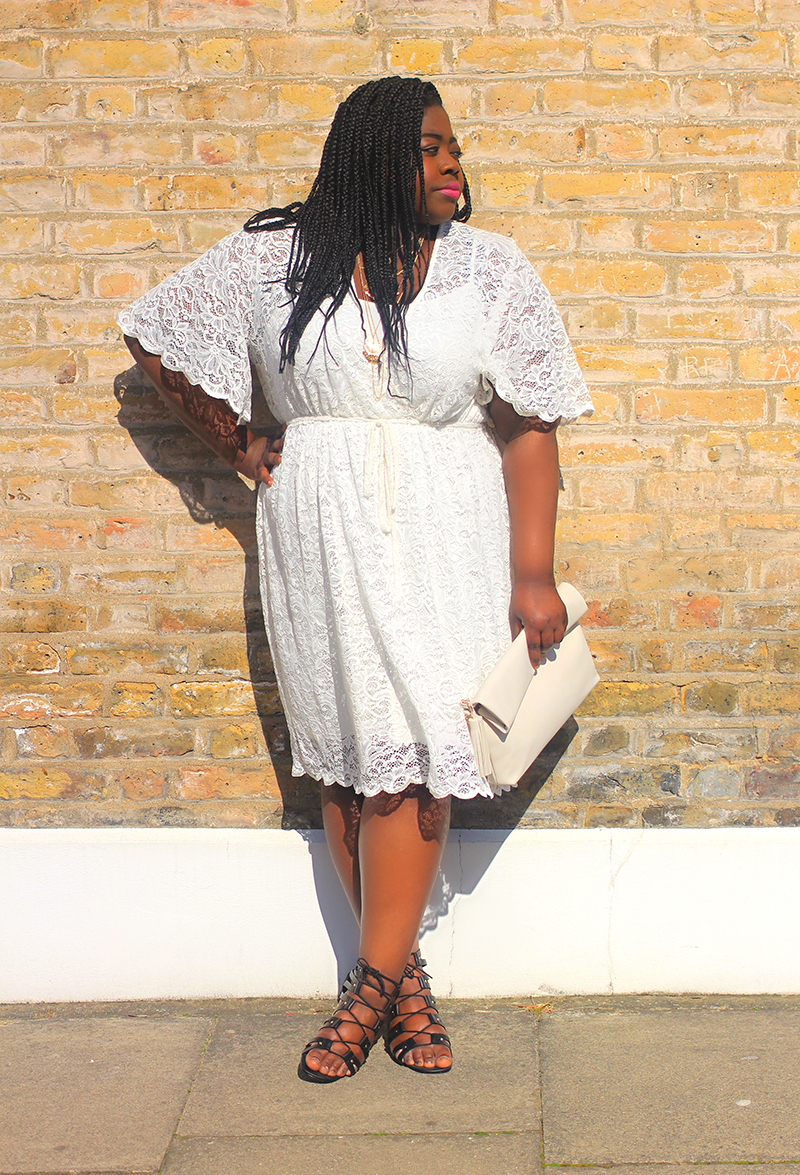 Navabi White Dress 2