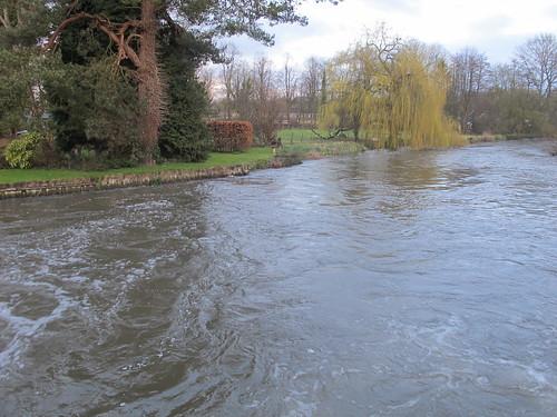 Test River by Sadler's Mill, Romsey