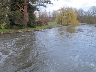 Test River by Sadler's Mill, Romsey