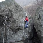 Boiler Arete, Valle d'Aosta