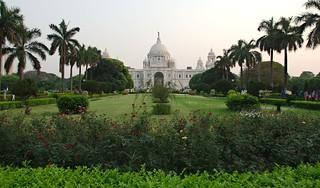 Image of Victoria Memorial. calcutta victoriamemorial