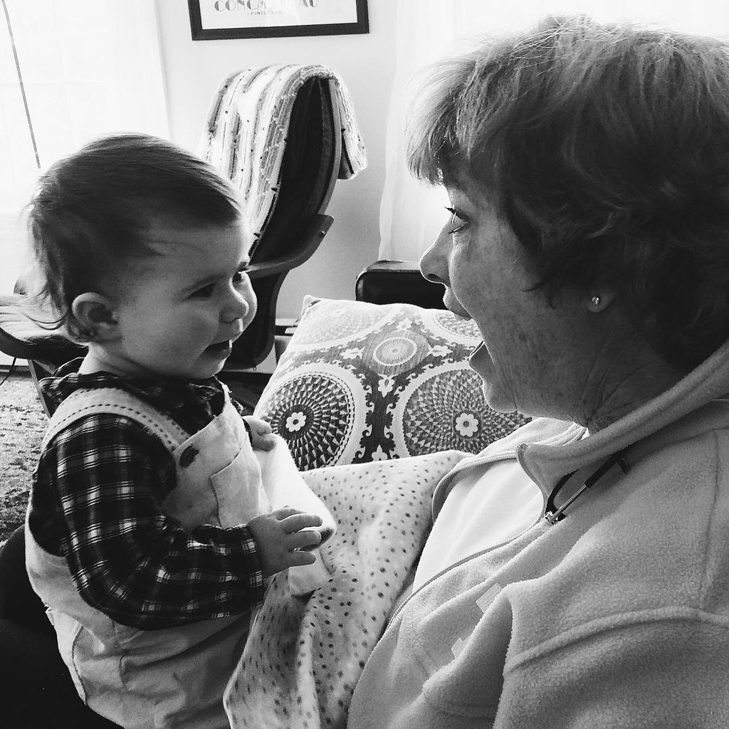 Peek a boo with Scout. #instasinclair #grandmother #grandmotherhood #granddaughter #children #childhood #peekaboo