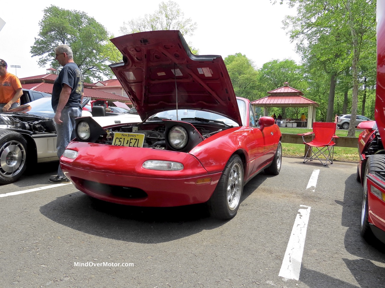 Miata Car Show 2