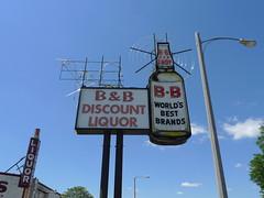 B & B Discount Liquor