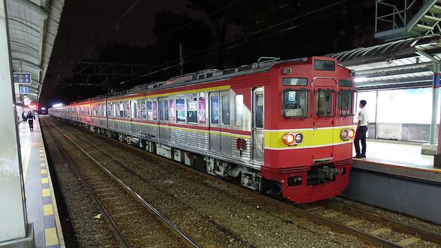 KRL Jabodetabek (元都営三田線 6000系)