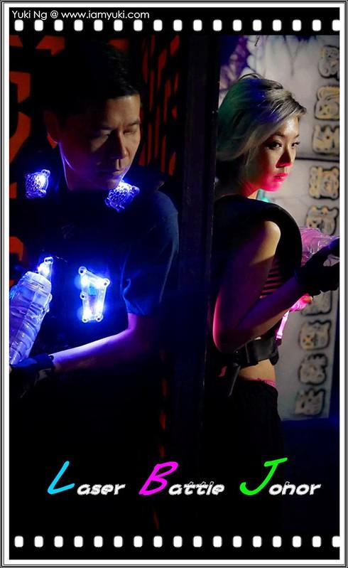 Laser Battle JB Yuki Ng01