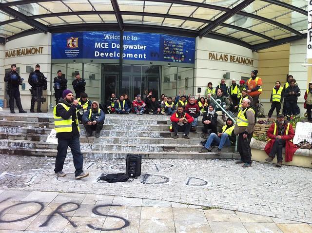 Day 1 #StopMCEDD, France April 2016