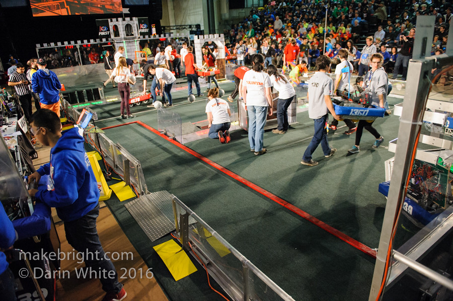 FIRST Robotics Regionals - UW - April 2016 479