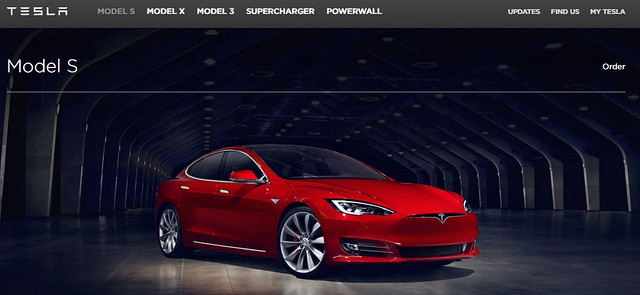 RESTYLING MODEL S