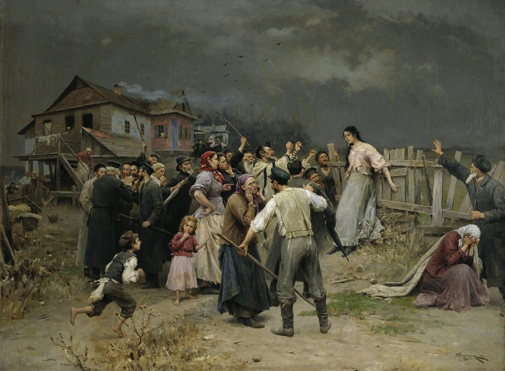 19世纪画家作品选18