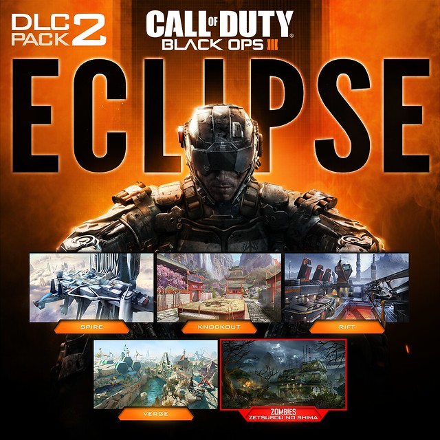 Call Of Duty: Black Ops III - Eclipse DLC – PS4 – Pre-Order