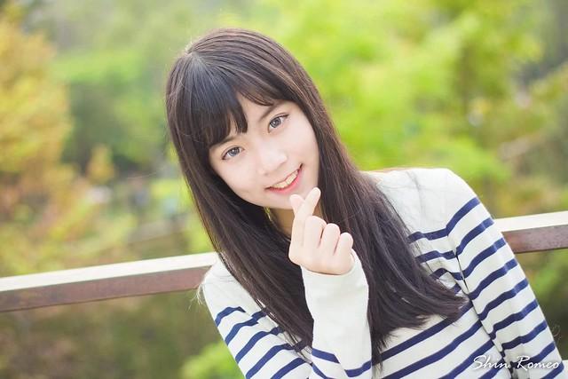 Koobii人氣嚴選190【百齡高中-張語珊】- 貪吃的松鼠