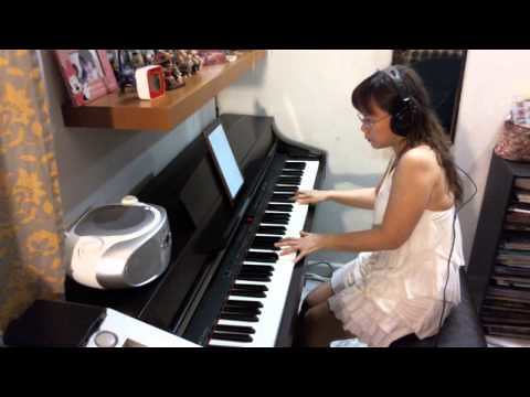 Taylor Swift - Safe and Sound - Piano cover