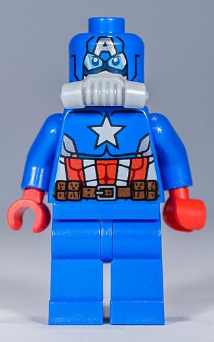REVIEW LEGO 76049 Marvel - La mission spatiale dans l'Avenjet