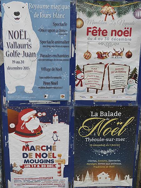 marchés de Noël