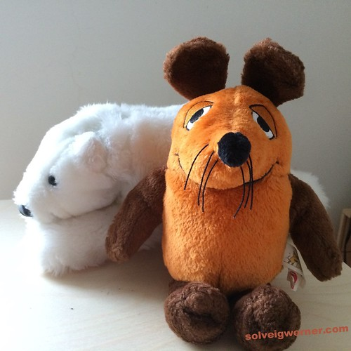 Polar Bear and Mouse