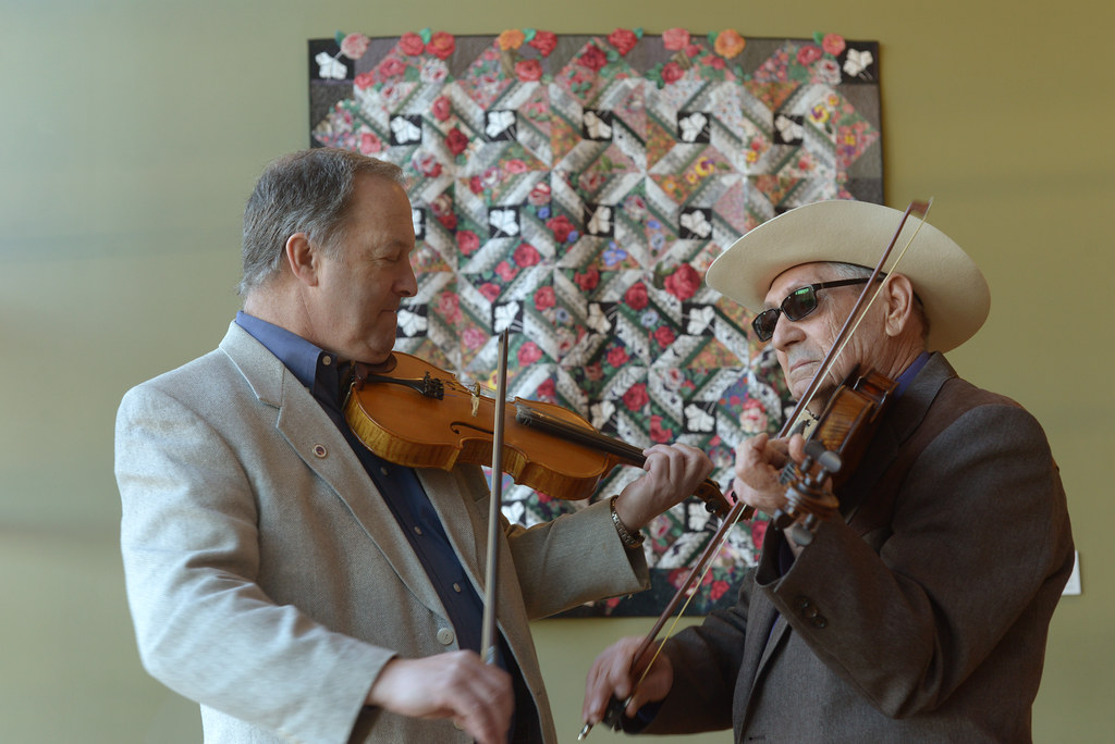 Billy Baker and Jack Hinshelwood: Fiddle Apprenticeship | Flickr