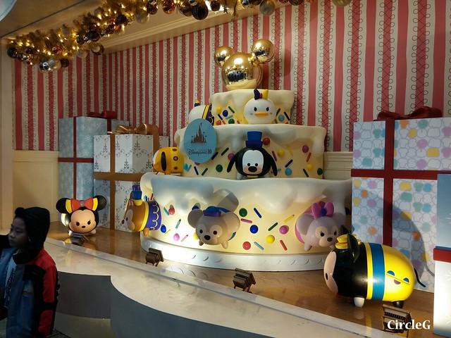海港城 TST HONGKONG DISNEYLAND 尖沙咀 2015 CIRCLEG 聖誕裝飾 (4)