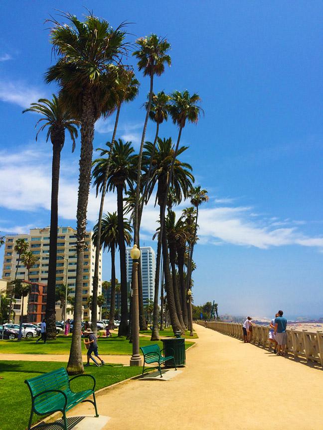 Pallisade Park Sanata Monica Californie