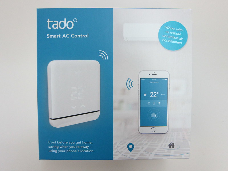 tado Smart AC Control - Box Front