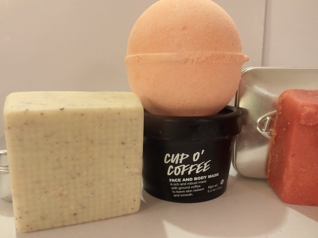 Heavy on Fashion New Year New You 2016: Lush Cosmetics