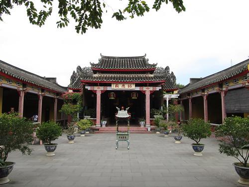 Hoi An: le Temple Hai Nam