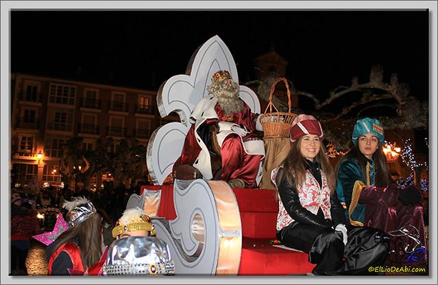 Ya vienen los Reyes Magos a Briviesca (1)