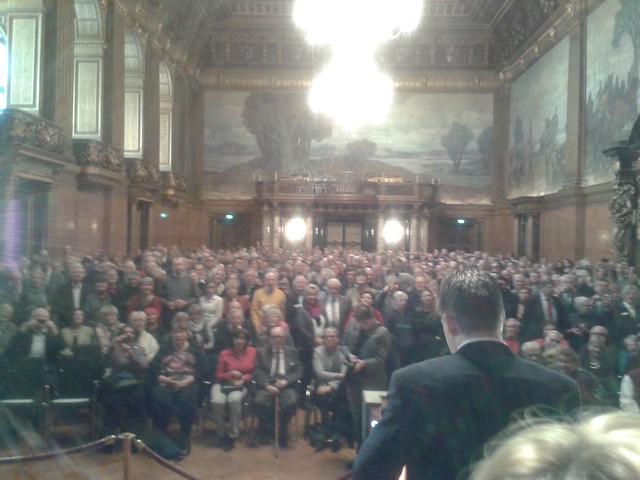 Neujahrsempfang 2016 SPD Fraktion Hamburg