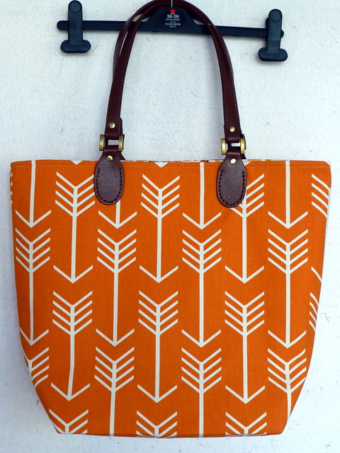 Tote Bag tutorial for Fabric Yard