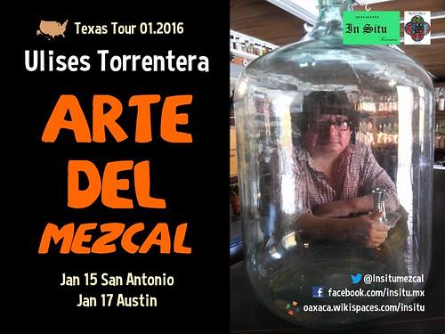 Tour de Texas: Arte del Mezcal